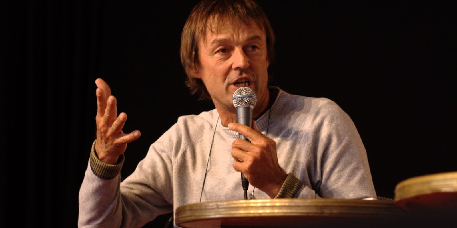 Nicolas Hulot s'explique sur la validation du GCO