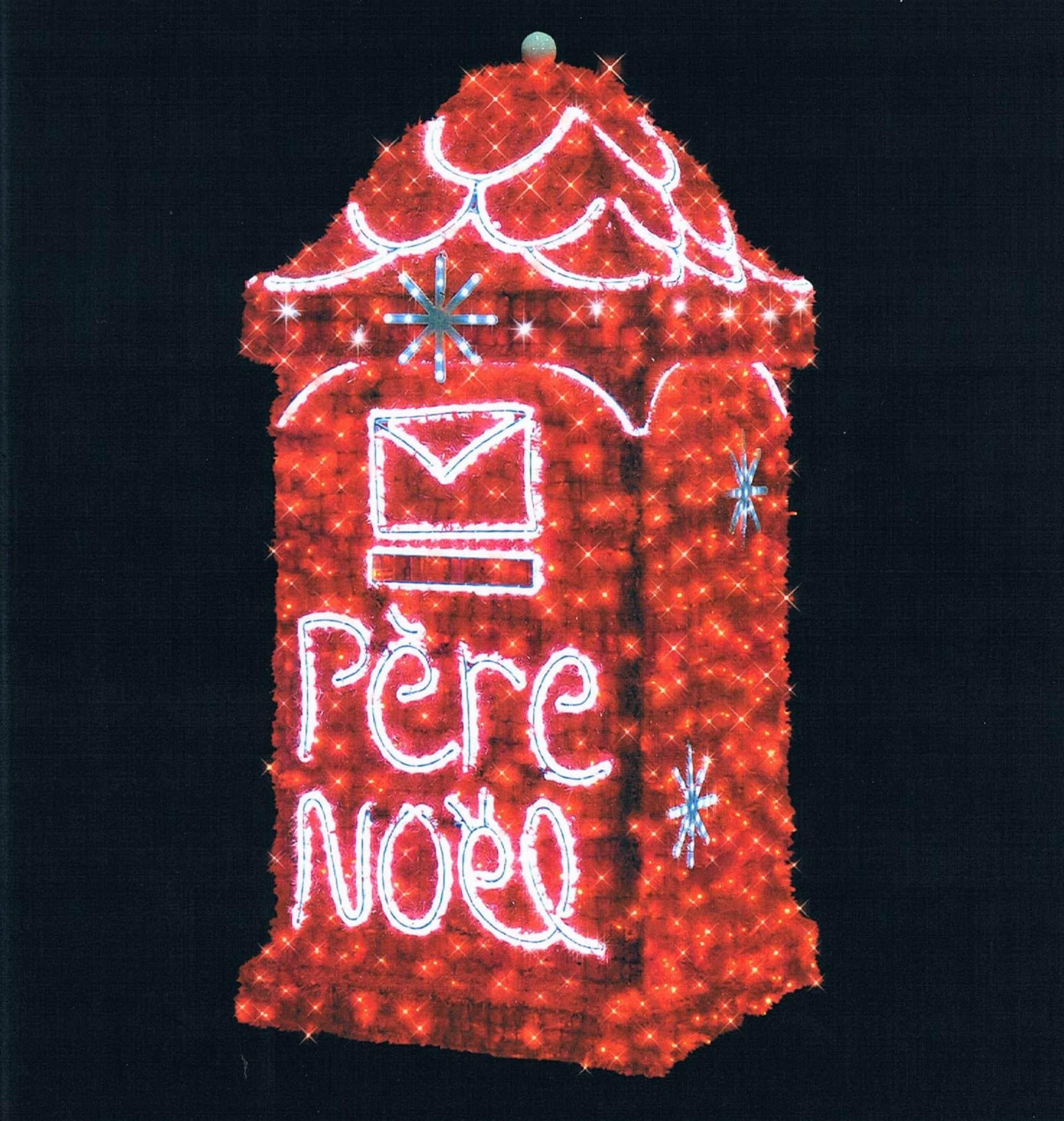 Le Pere Noel Repond Au Lettre.Pour Repondre Aux Enfants Des Aines Vont Assurer Le