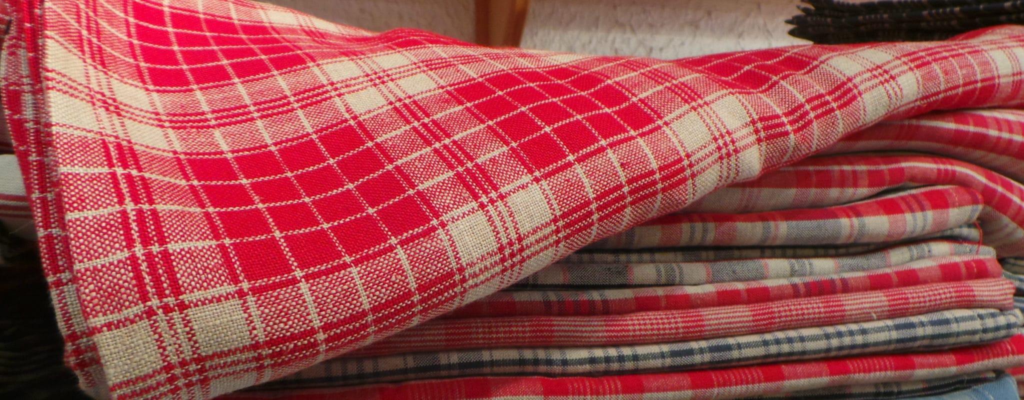 Comment le tissu traditionnel alsacien, le kelsch, a frôlé l'extinction