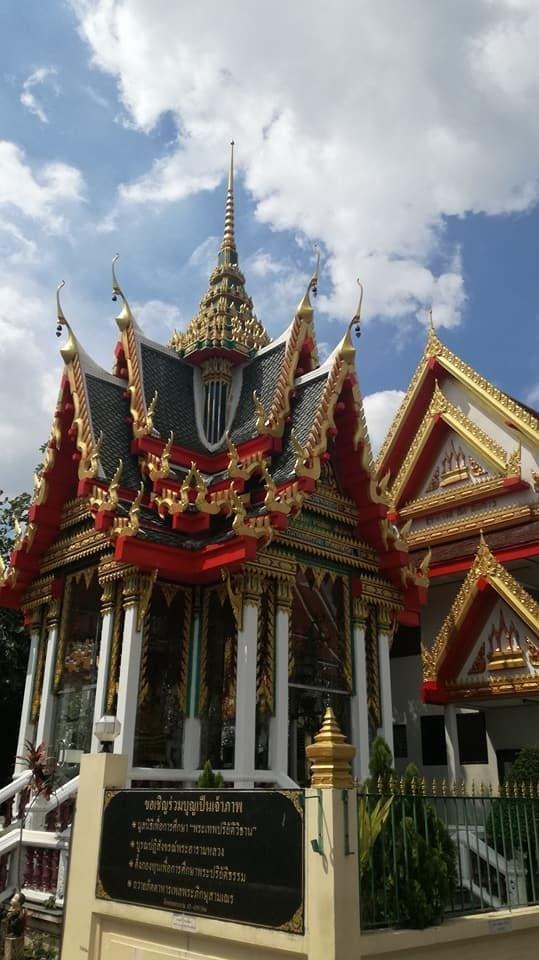 Un wat à Bangkok. (Photo ES / Rue89 Strasbourg /cc)