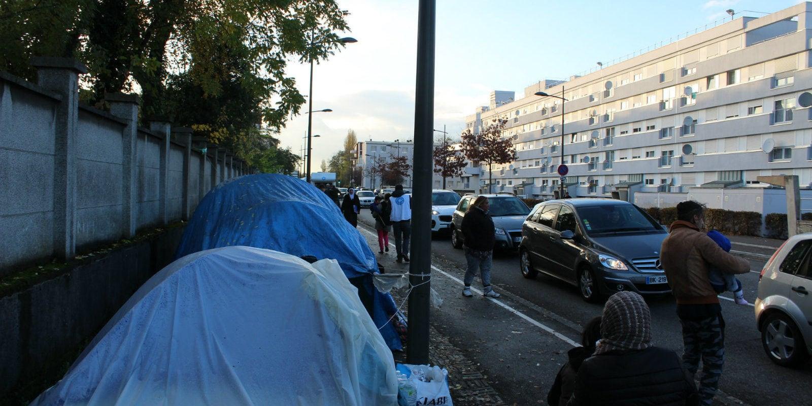 Le maire de Strasbourg interpelle l'Etat sur l'hébergement des migrants