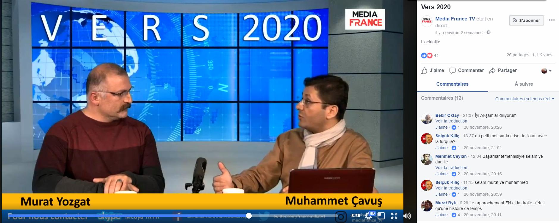 À Strasbourg, l'offensive des conservateurs sur les médias turcs