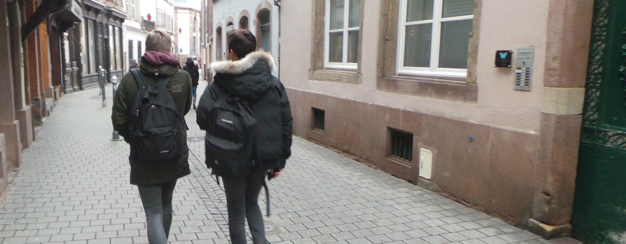 Pour que leurs élèves ne dorment pas dehors, des professeurs se mobilisent à la Meinau