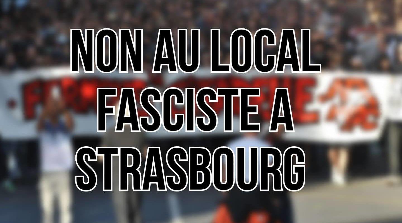 Manifestation samedi contre l'ouverture du bar associatif du «bastion social» à Strasbourg