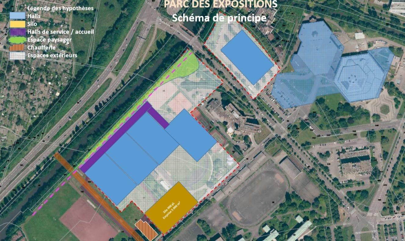 Un parc des expositions réduit de moitié verra le jour au Wacken vers 2021