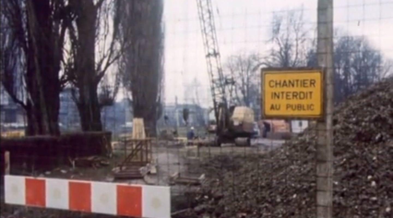 En 1975 au nord de Strasbourg, des citoyens s'opposaient déjà au tout-voiture