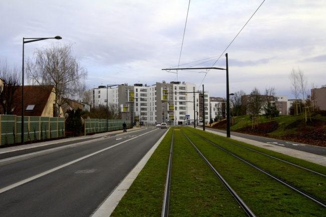 Le quartier de Hautepierre ne reçoit pas la visite de journalistes locaux aussi souvent qu'il faudrait (Photo Hiwelo / FlickR / cc)
