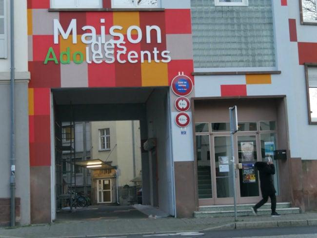 La maison des adolescents suit actuellement entre douze et quinze jeunes signalés pour radicalisation (Photo GK / Rue89 Strasbourg / cc)