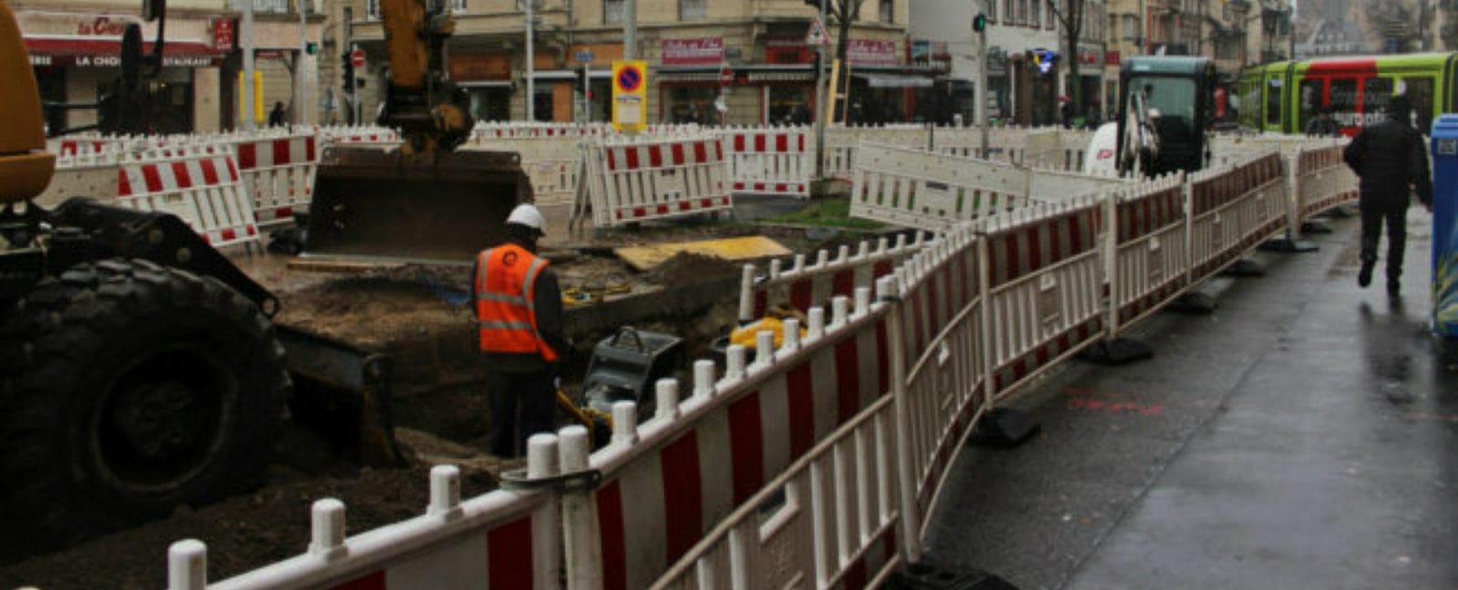 Tram vers Kœnigshoffen: l'urgence des travaux contestée devant le juge administratif