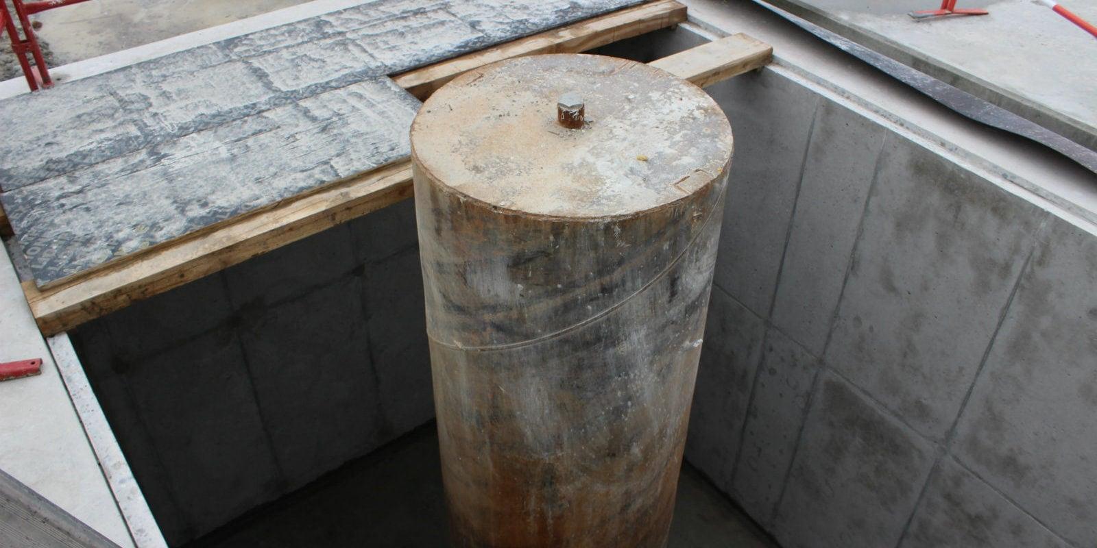 Le puits de géothermie de Reichstett proche du but, à plus de 5000 mètres