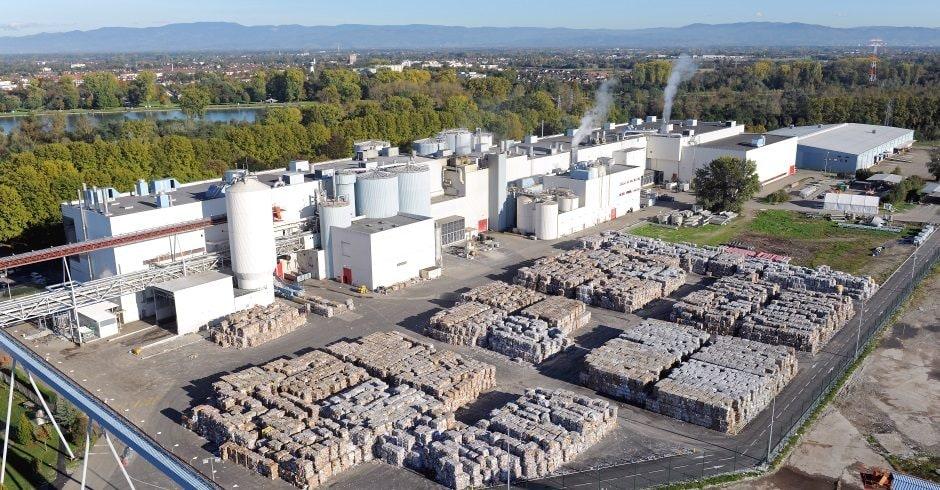 L'usine Blue Paper en lice pour doubler ses capacités