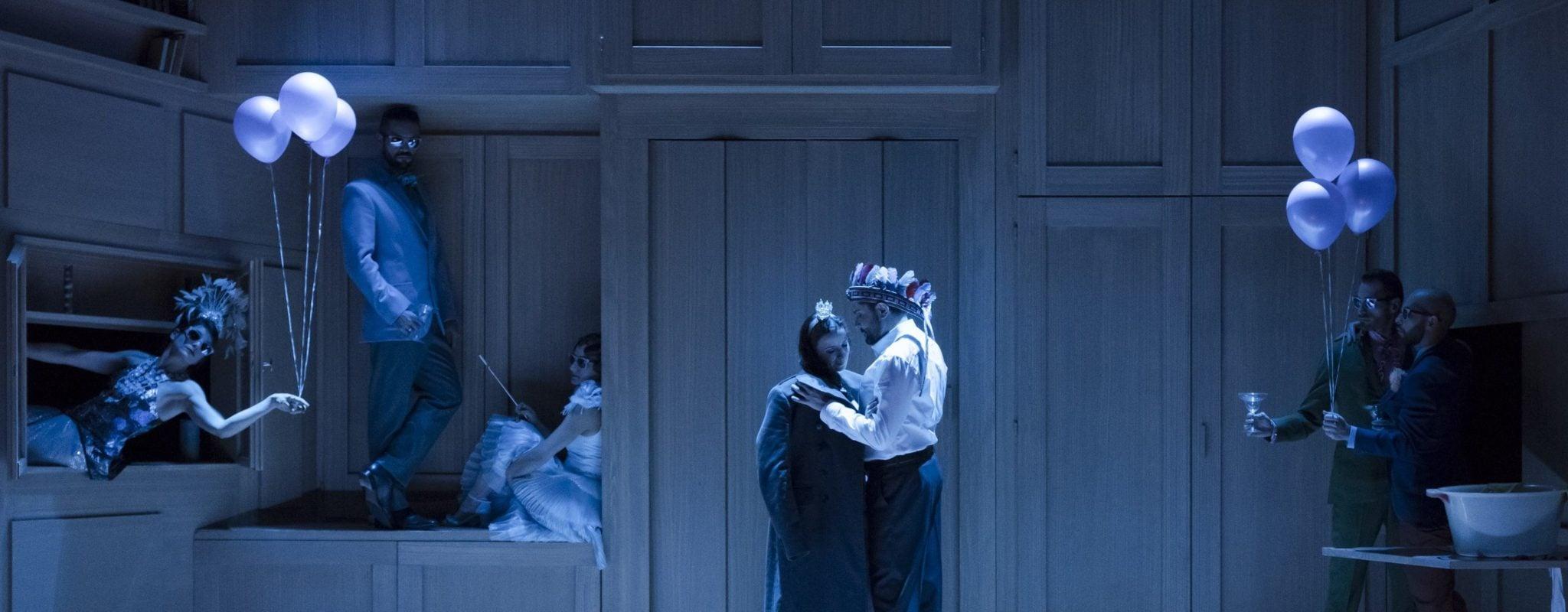 À l'Opéra du Rhin, Werther ou le refus du monde
