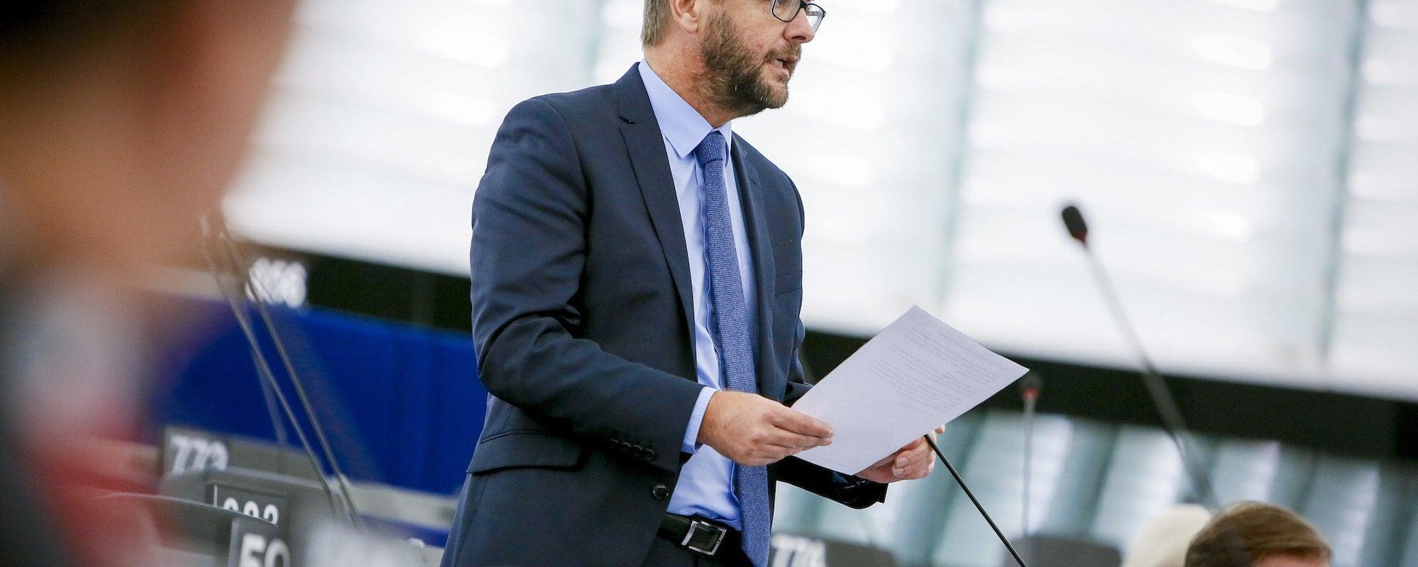 Jérôme Lavrilleux, député européen : «Je ne suis pas une crapule»