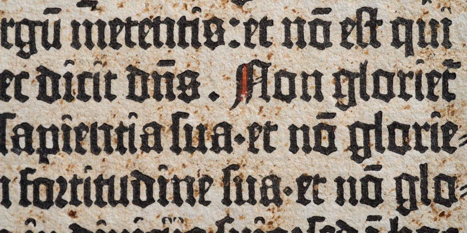 «Gutenberg n'a pas pu inventer l'imprimerie ailleurs qu'à Strasbourg»