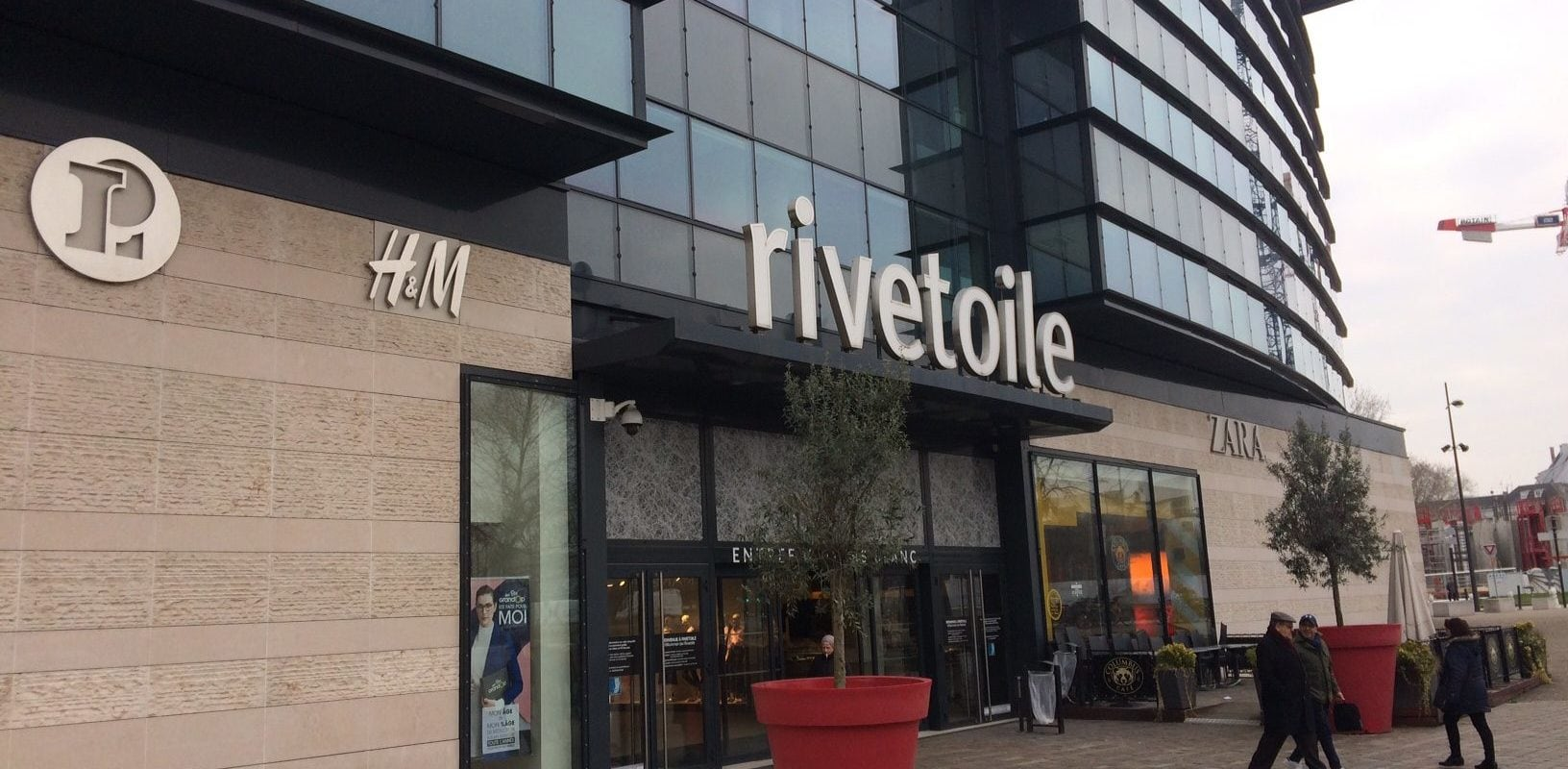 Le centre commercial Rivétoile veut s'agrandir