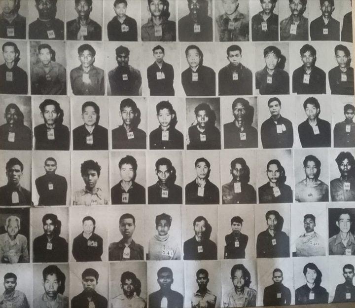 Le Cambodge, pays de survivants de l'enfer des Khmers rouges