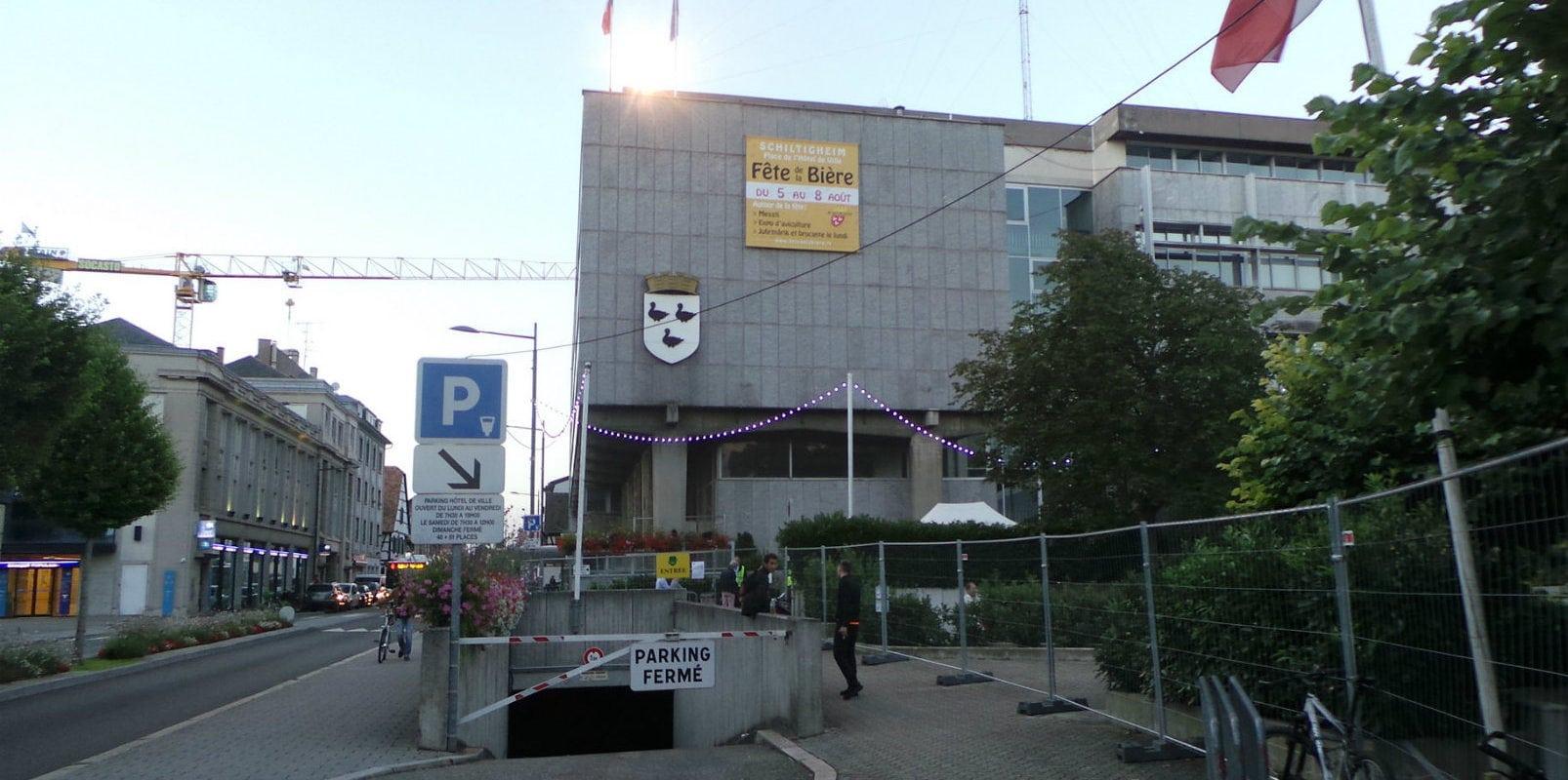 Double rassemblement pendant les séances du budget de Schiltigheim mercredi et vendredi