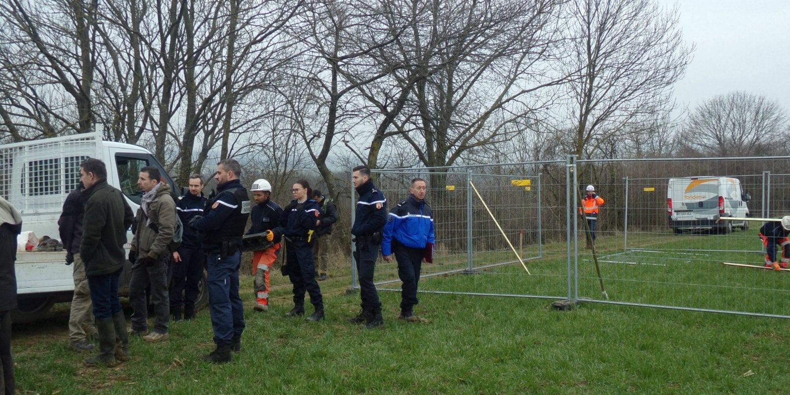 GCO : nouveau face-à-face autour de travaux préparatoires, côté champs
