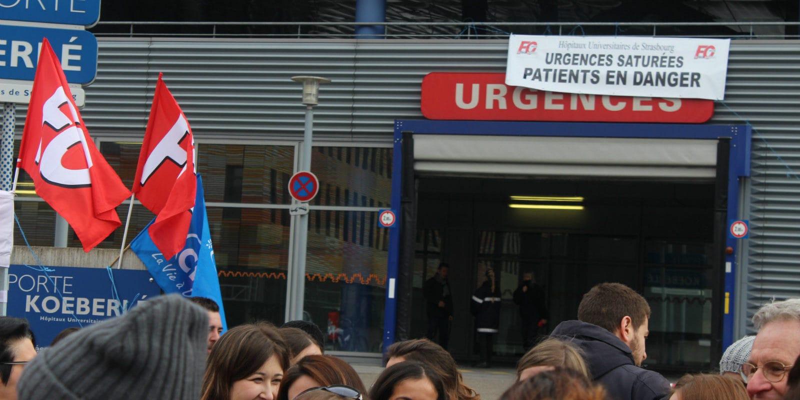 Au NHC, «des urgences vitales ne sont pas traitées avant plusieurs heures»