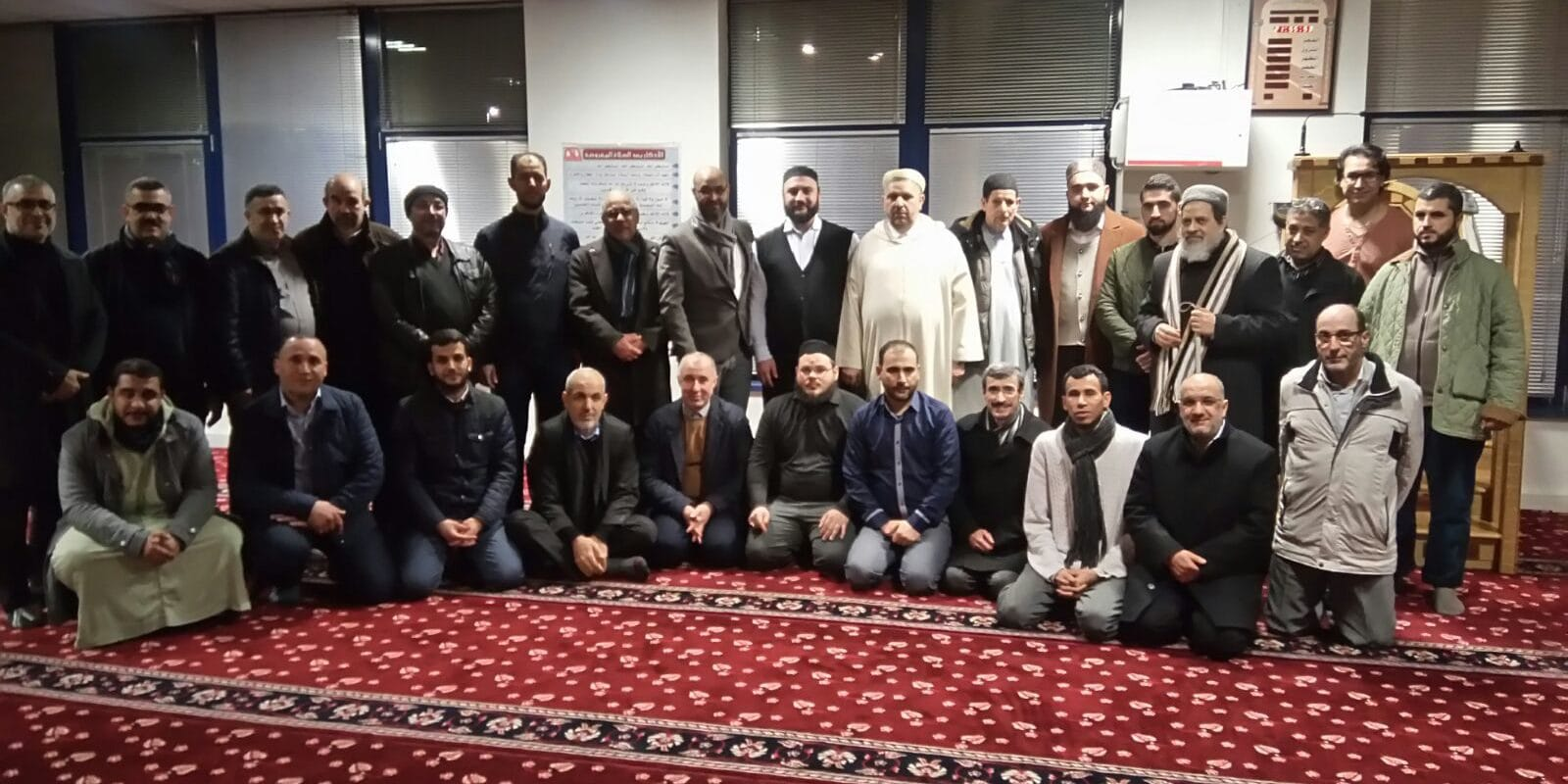 Statut des imams : le CRCM Alsace entend garder l'initiative