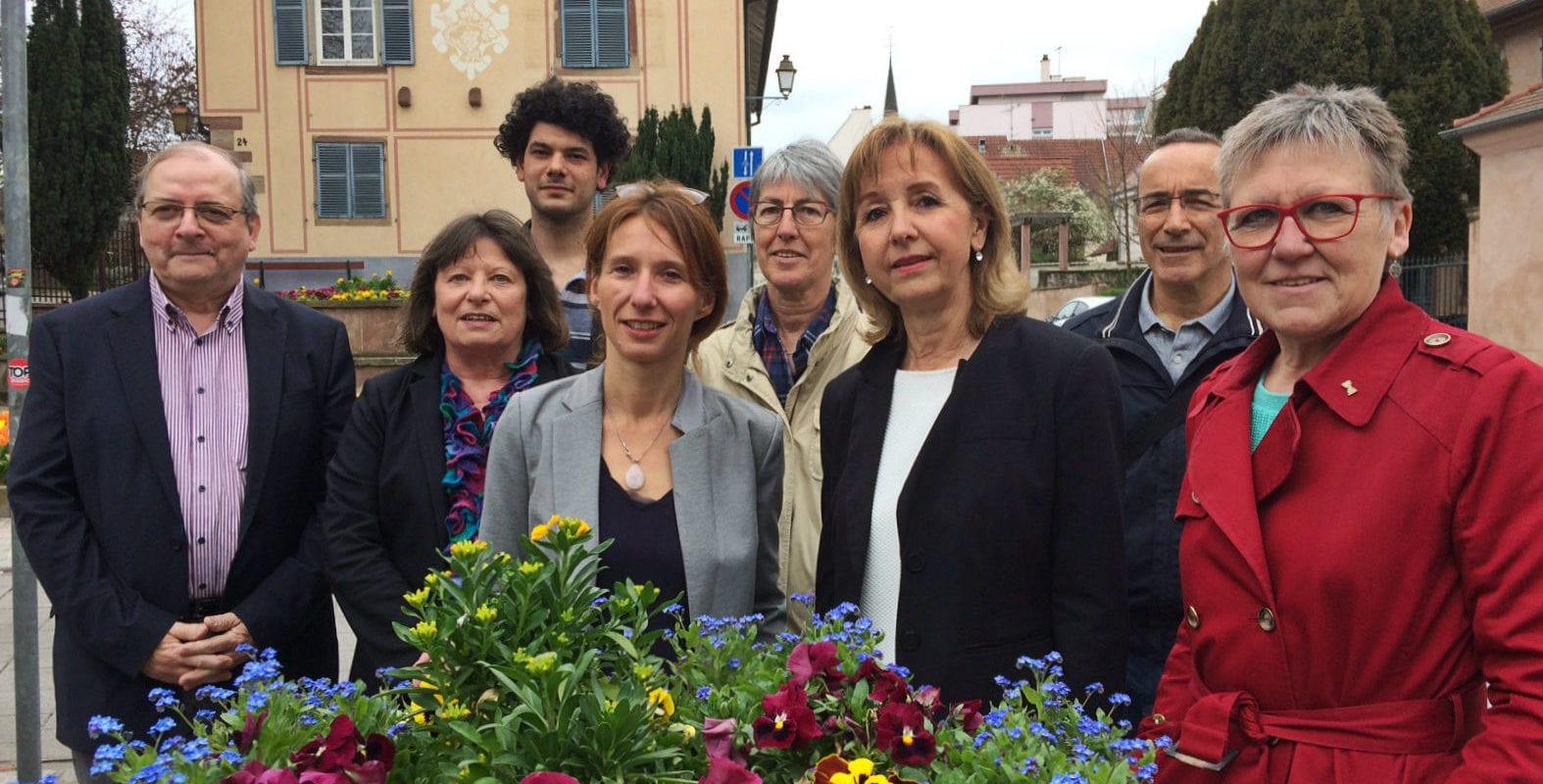 Municipales à Schiltigheim: Vers une alliance vert-rose-rouge dès le premier tour