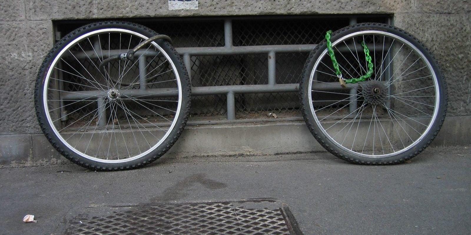 Les cinq fondamentaux pour éviter le vol de vélo