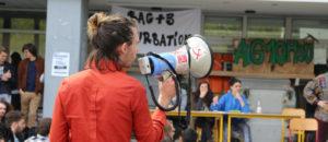 «Nous, personnels et étudiants de l'Université de Strasbourg, appelons à la démission de la ministre Frédérique Vidal»