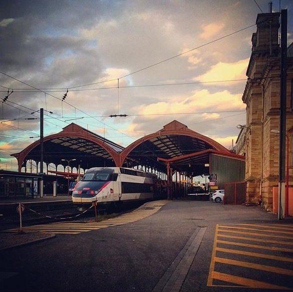 Grève SNCF samedi: environ 2 trains sur 5 en Alsace