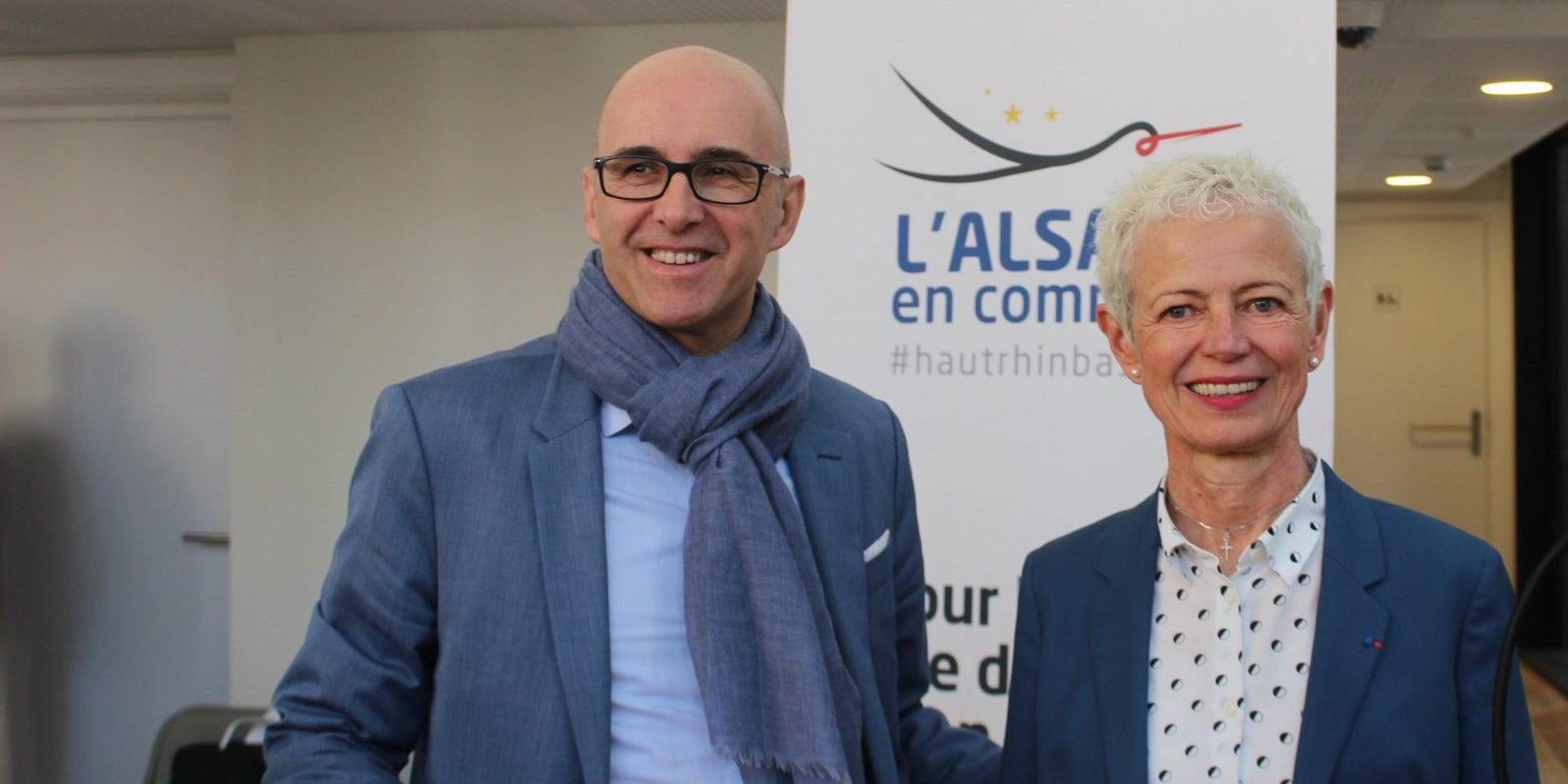 Future collectivité d'Alsace : les habitants appelés à donner leur avis