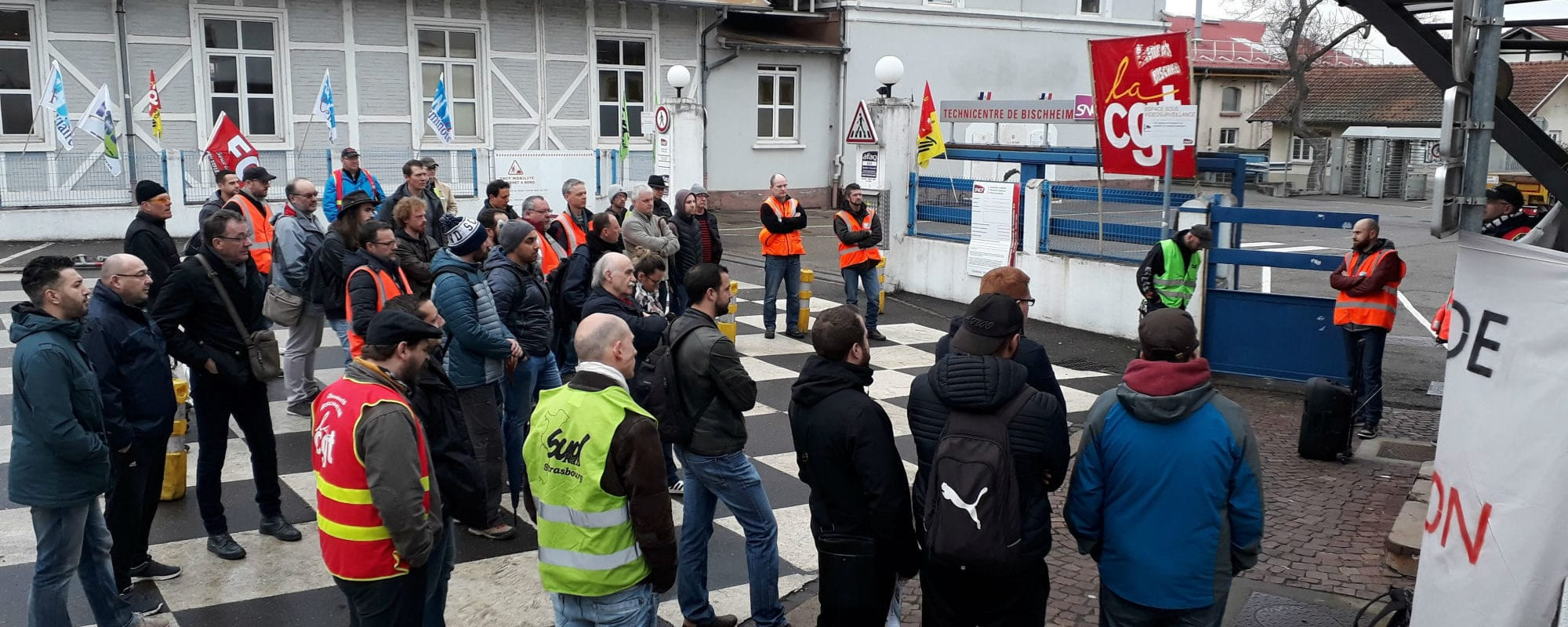Aux ateliers SNCF, quand des cheminots parlent de leurs «privilèges»