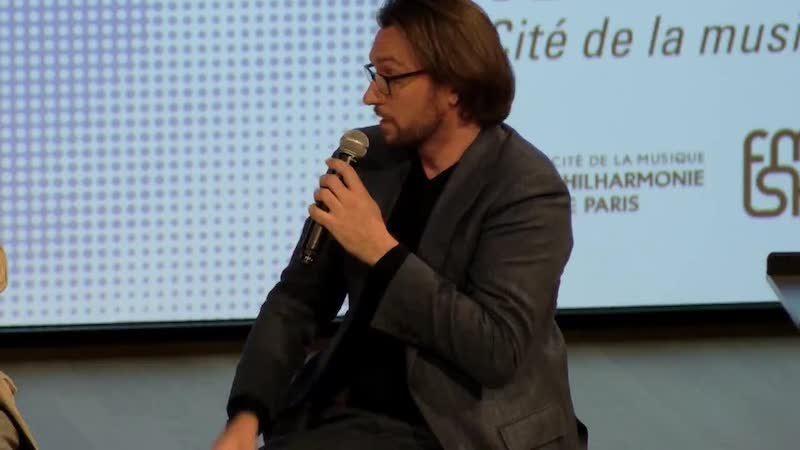 Stéphane Roth, nouveau directeur du festival Musica