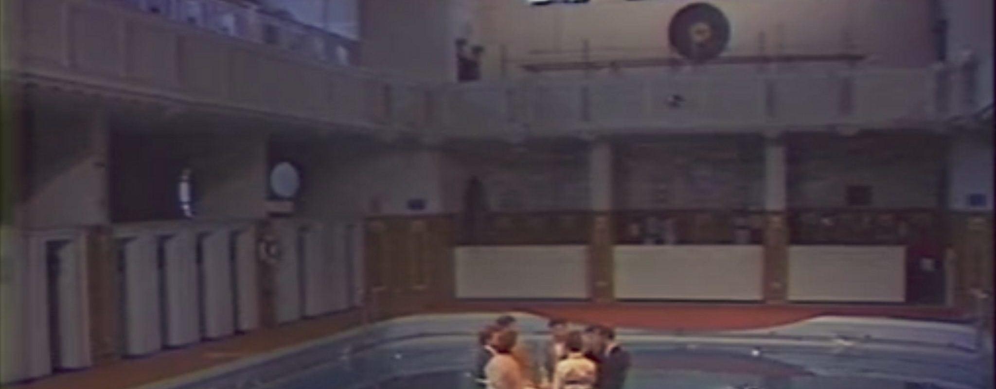 Les Bains municipaux, une piscine où l'on a toujours eu d'autres loisirs que la natation