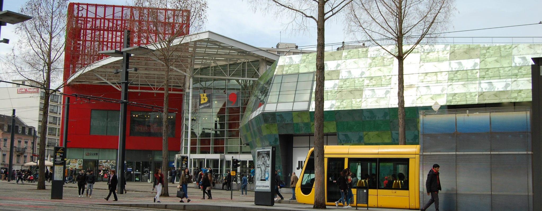 Comment Mulhouse est devenu l'un des centres-villes les plus dynamiques de France