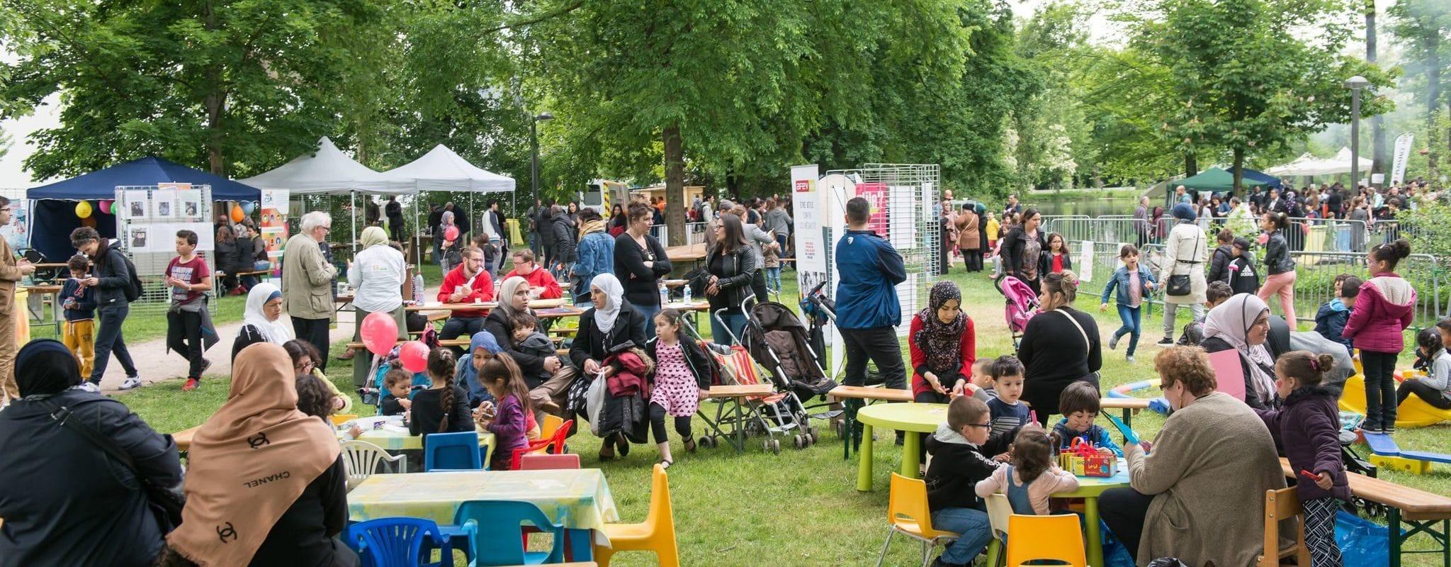 Festivités en famille au parc Schulmeister ce samedi