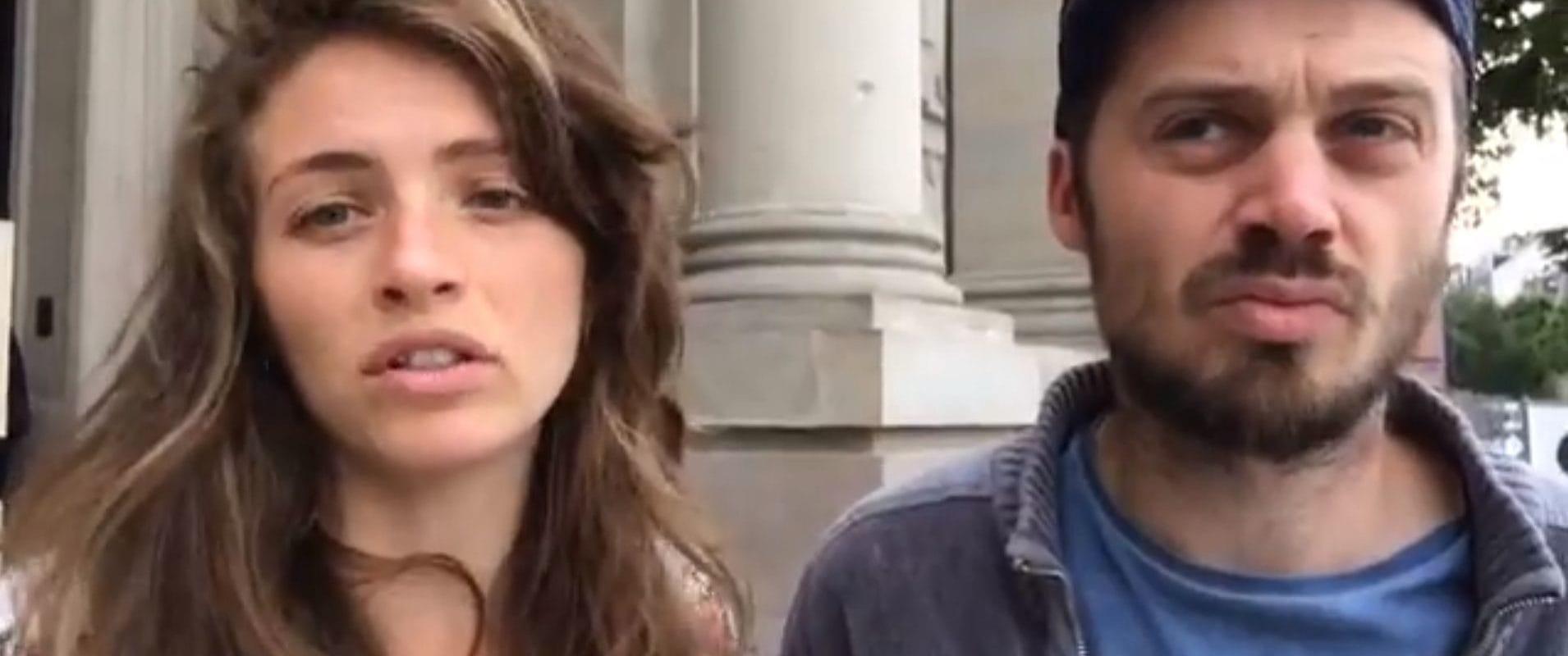 Les deux militants anti-GCO condamnés à des peines de prison avec sursis