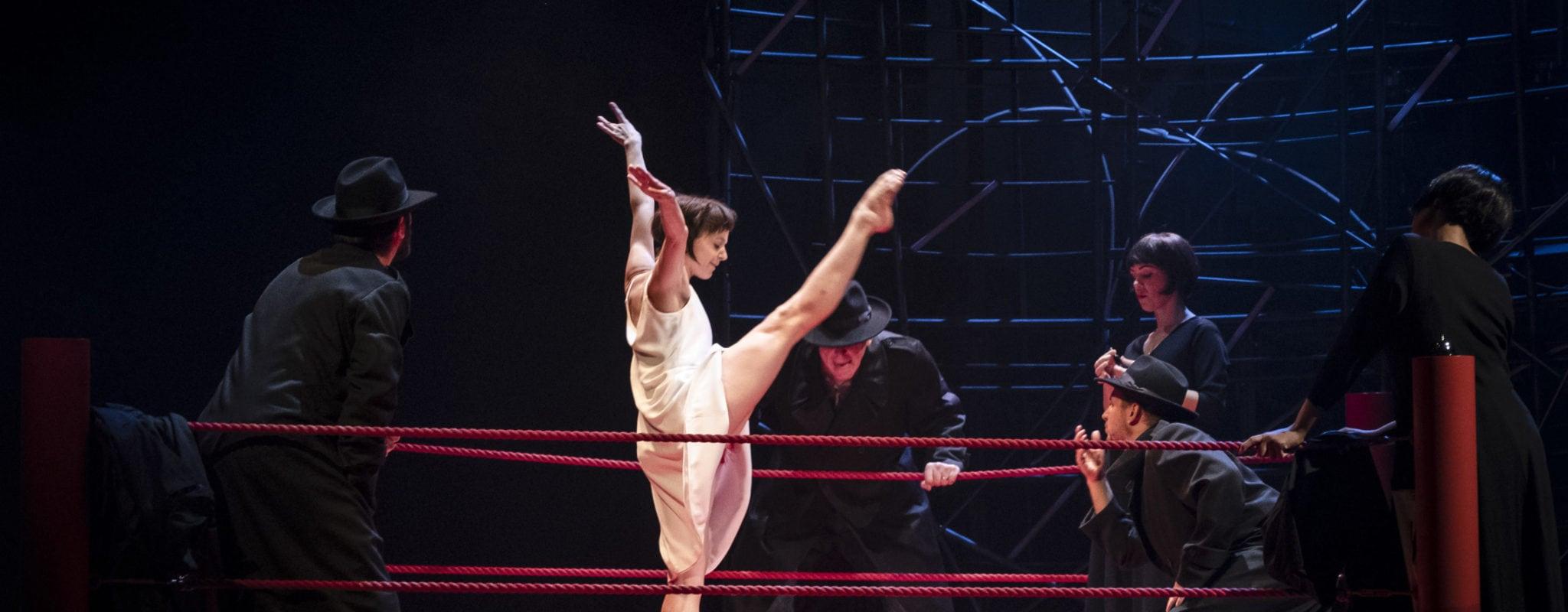 À l'Opéra, «Les Sept Péchés Capitaux» transforment la scène en cabaret