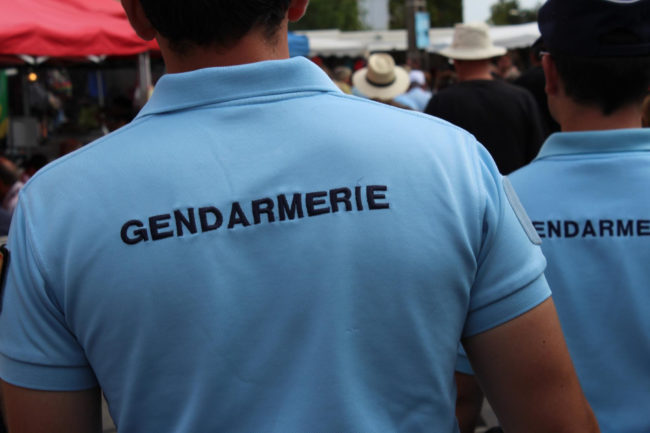 Gendarmerie - gendarme (Photo Clément Gault / FlickR / cc)