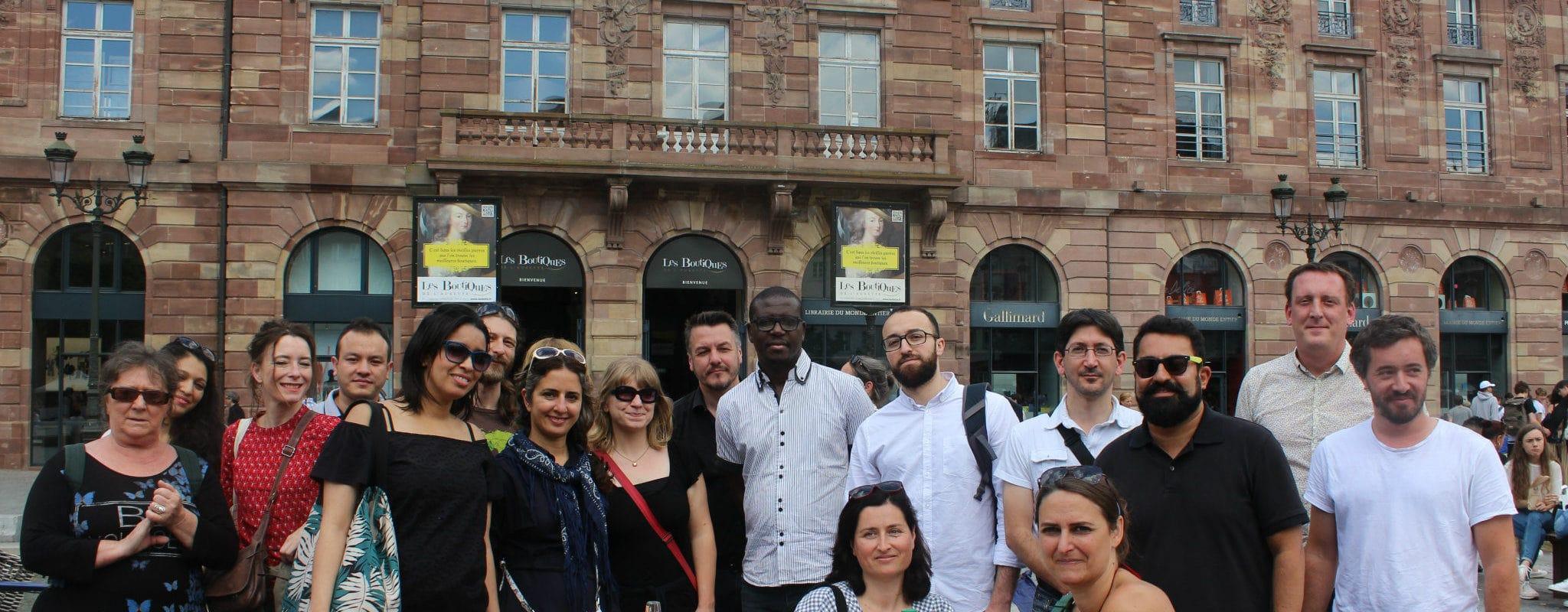 Municipales : Syamak Agha Babaei et «Le Labo citoyen» veulent leur mot à dire