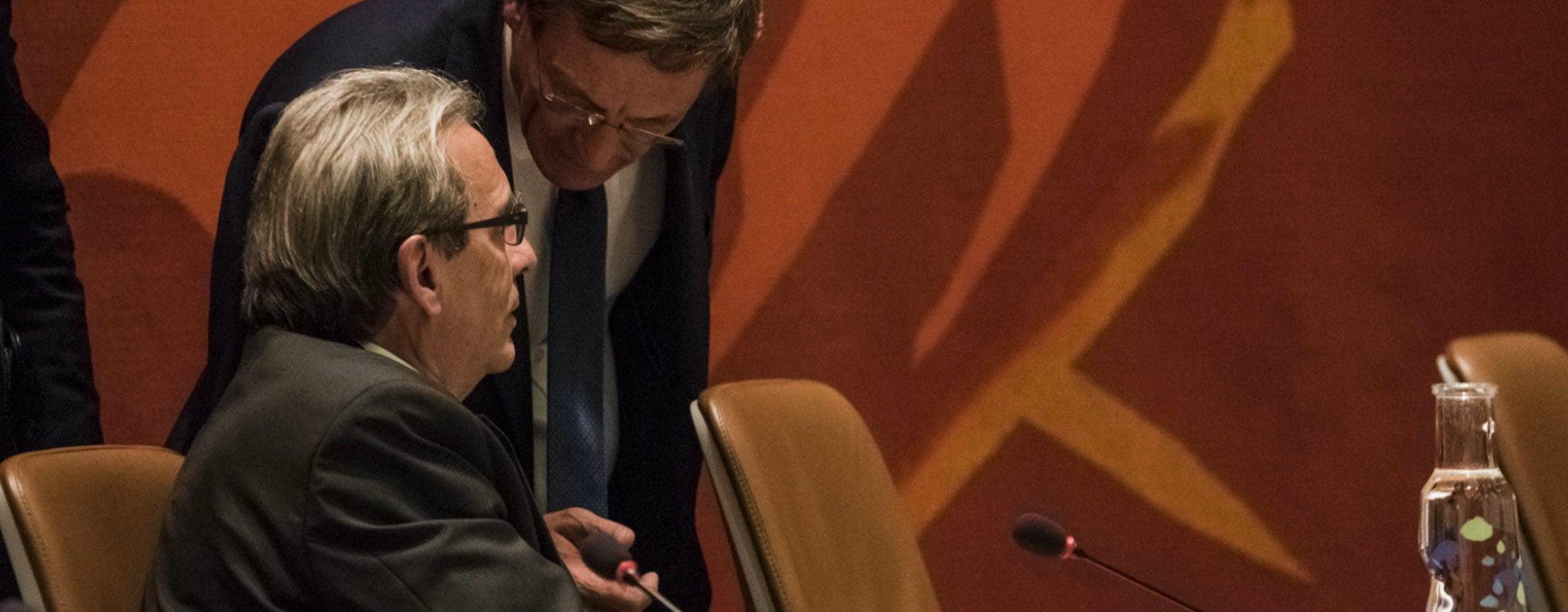 Au tour de l'Eurométropole de se confronter au pacte financier