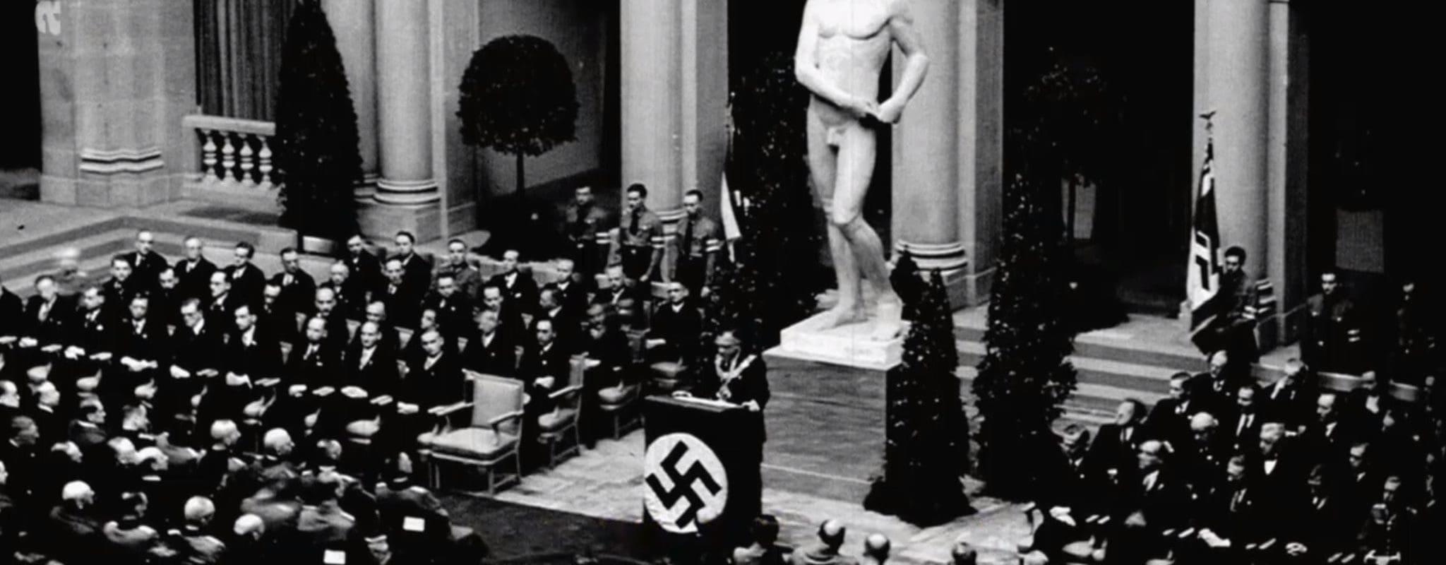 Recherche et criminalité: l'Université du Reich de Strasbourg