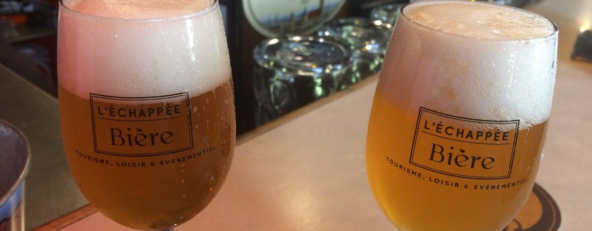 Dans les rues du centre de Strasbourg, on a testé le jeu de piste autour de la bière