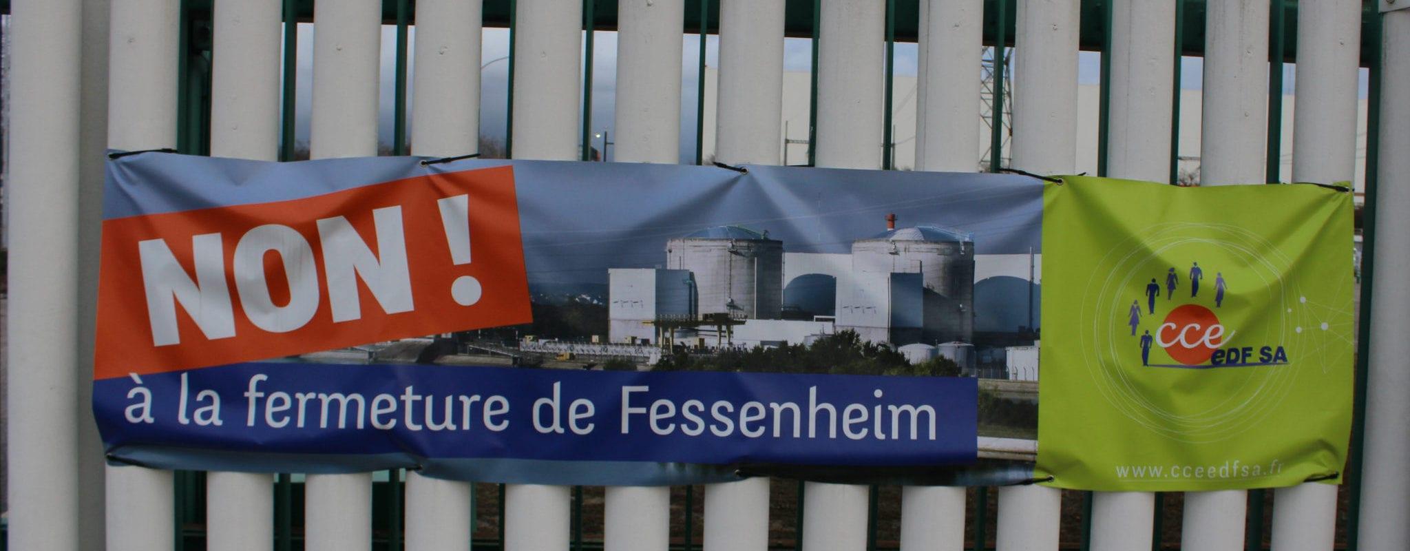 La fermeture de la centrale de Fessenheim à nouveau décalée d'un an