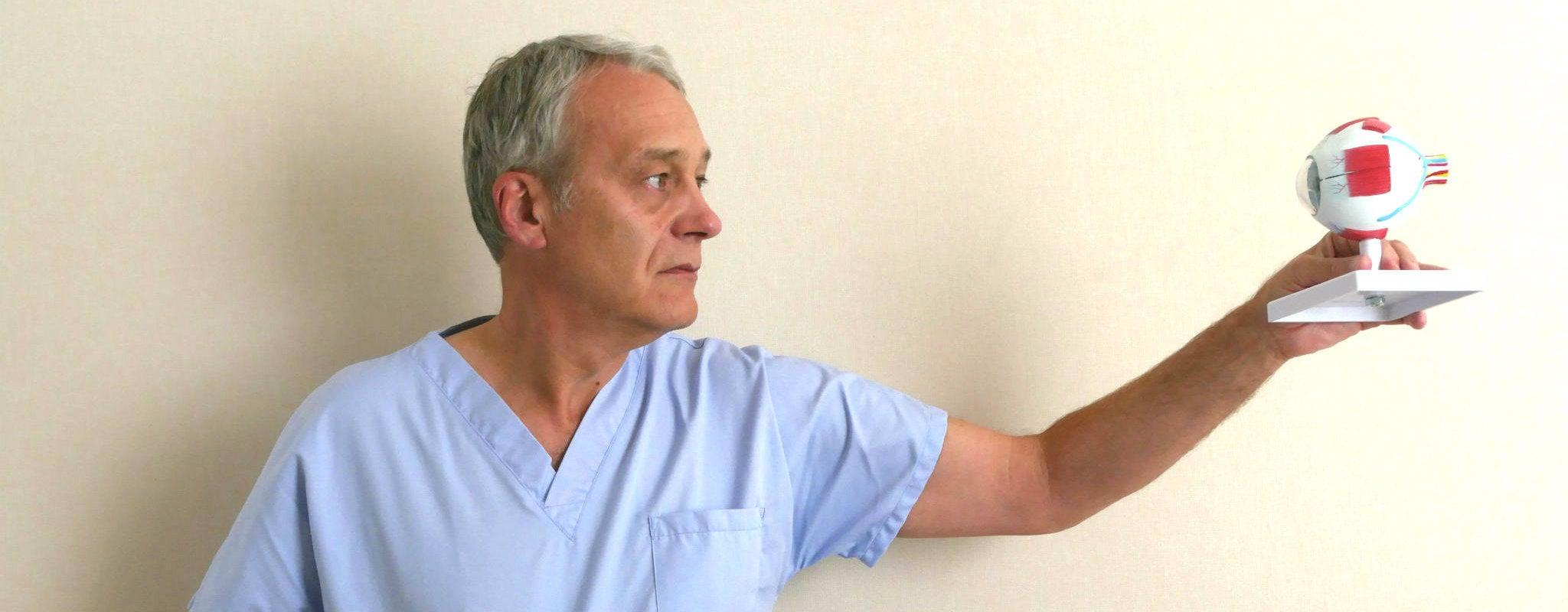 À Strasbourg, le docteur Ferrari donne des yeux bleus pour 5900 euros