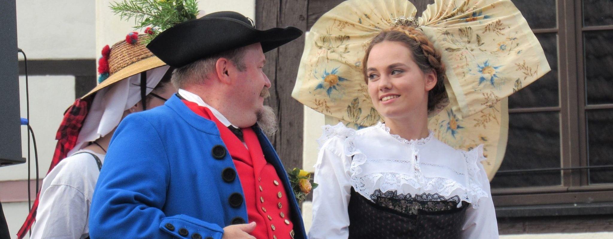 Au mariage de l'Ami Fritz à Marlenheim, à la recherche de l'identité alsacienne