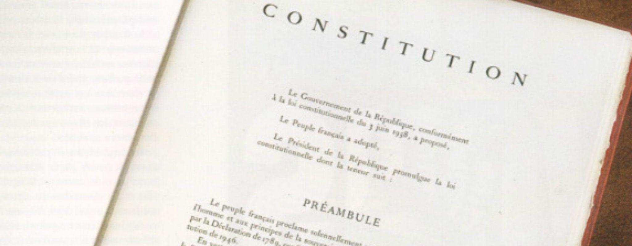 Département d'Alsace: les pièges de la réforme constitutionnelle