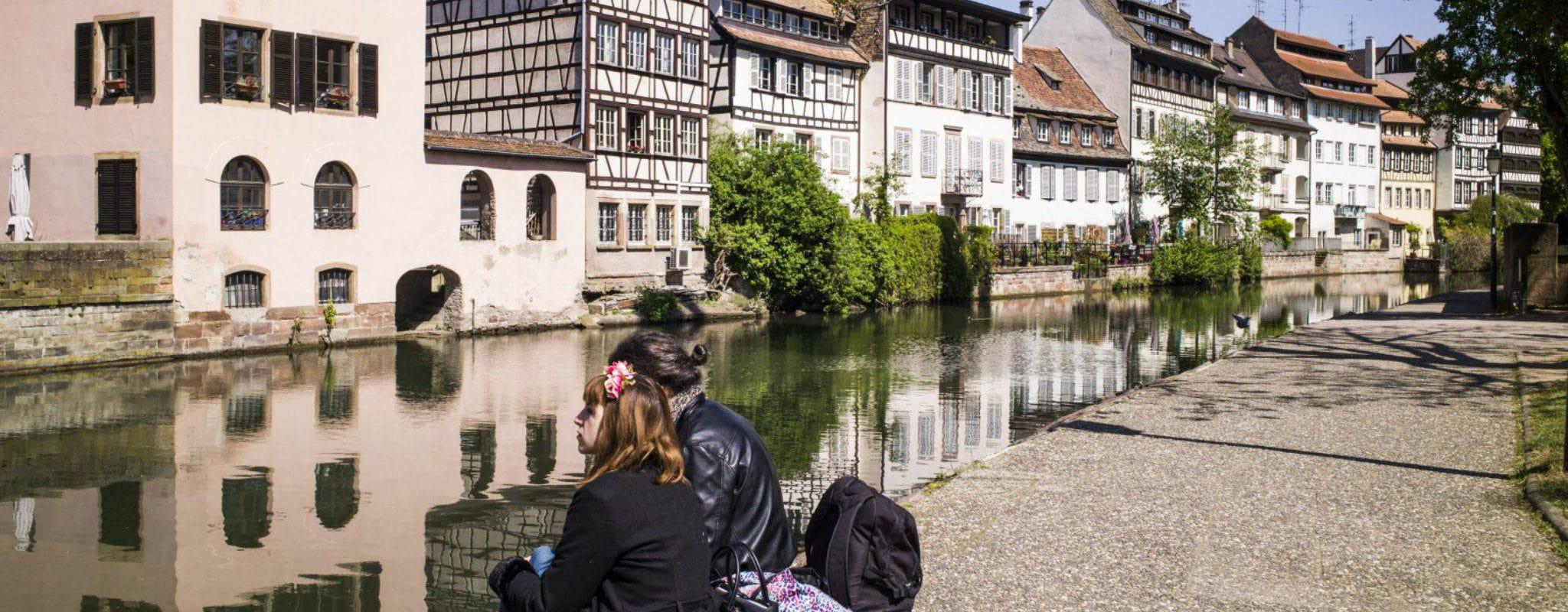 À Strasbourg, célibataires et libertins ont un problème de taille