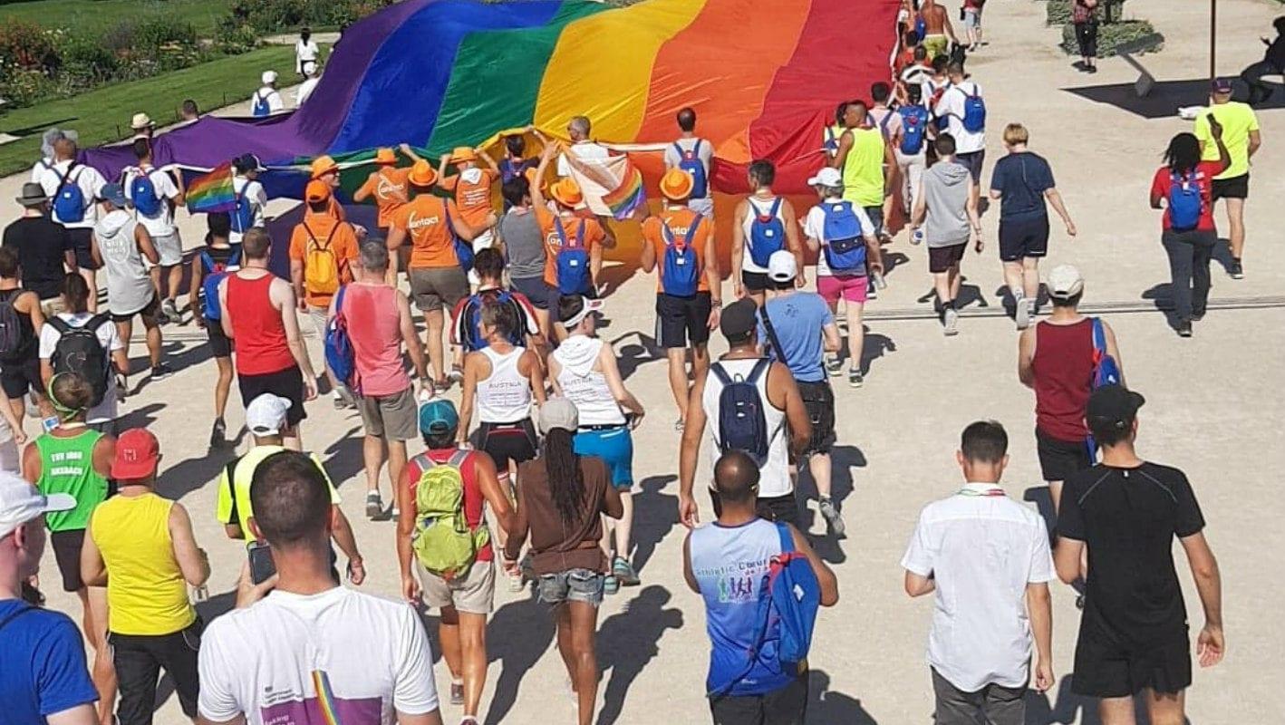 Aux Gay Games à Paris, ces Strasbourgeois combattent l'homophobie dans le sport