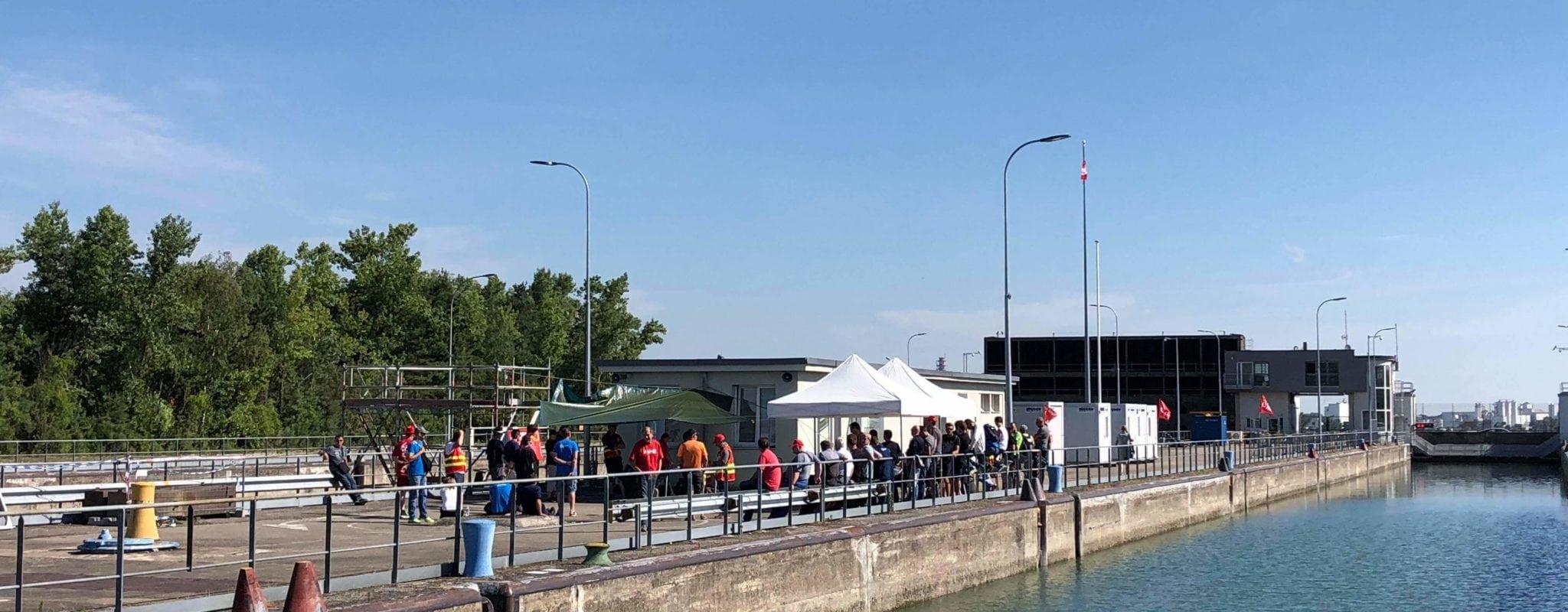 Les barrages sur le Rhin à l'abri de la libéralisation pour l'instant