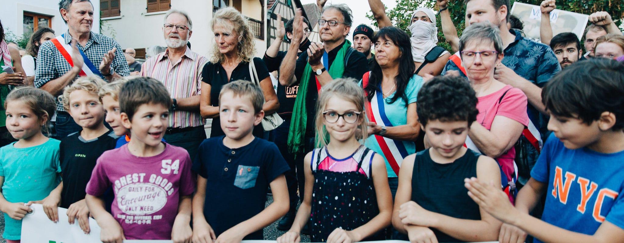 «Aux arbres citoyens», nouvel appel à manifester contre le GCO samedi