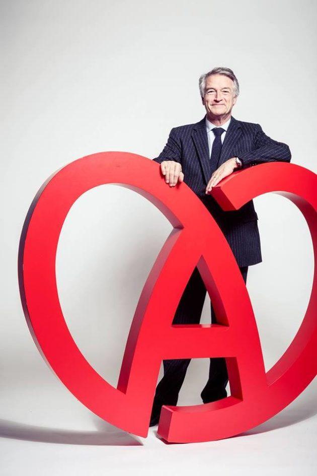 André Reichardt avec la Marque Alsace (doc remis)